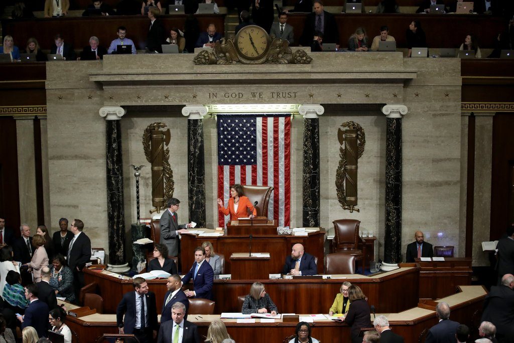 Voting by proxy becomes business as usual in the U.S. House