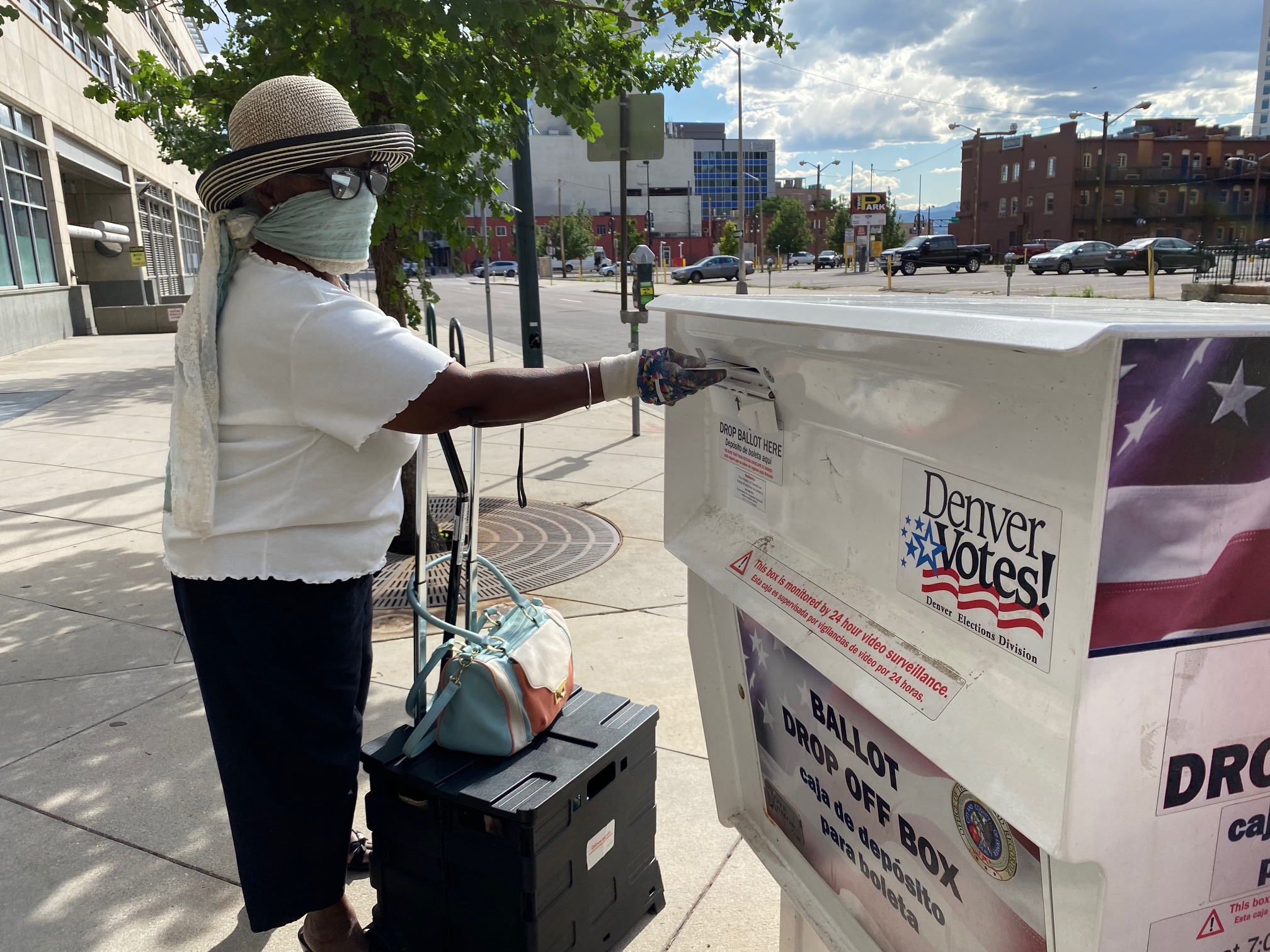 Who votes — and who doesn't — in Colorado's 'model' vote-by-mail system