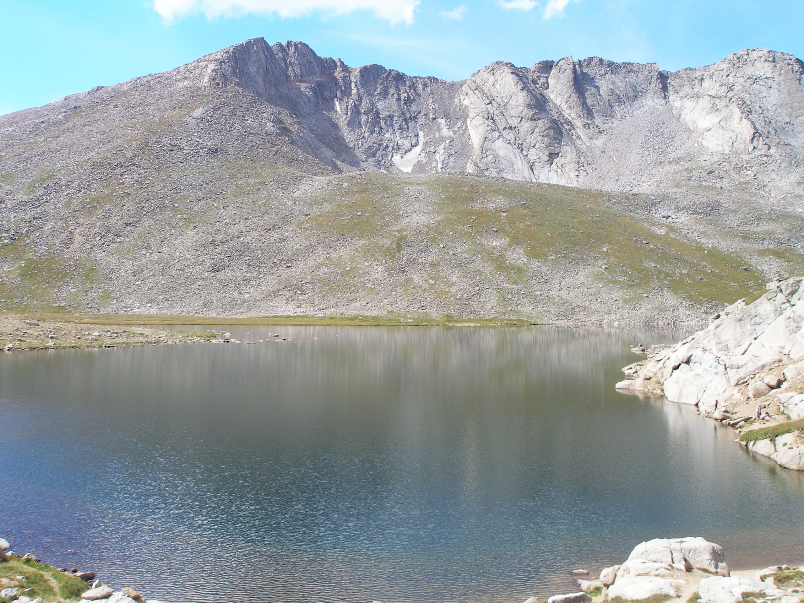 Mount Evans name change subject of petition