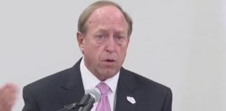 Colorado Springs Mayor John Suthers