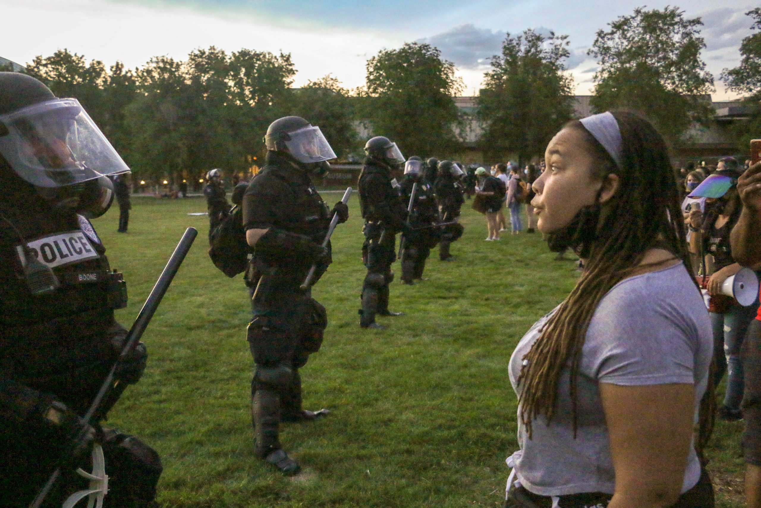 Aurora law enforcement is a danger to the people