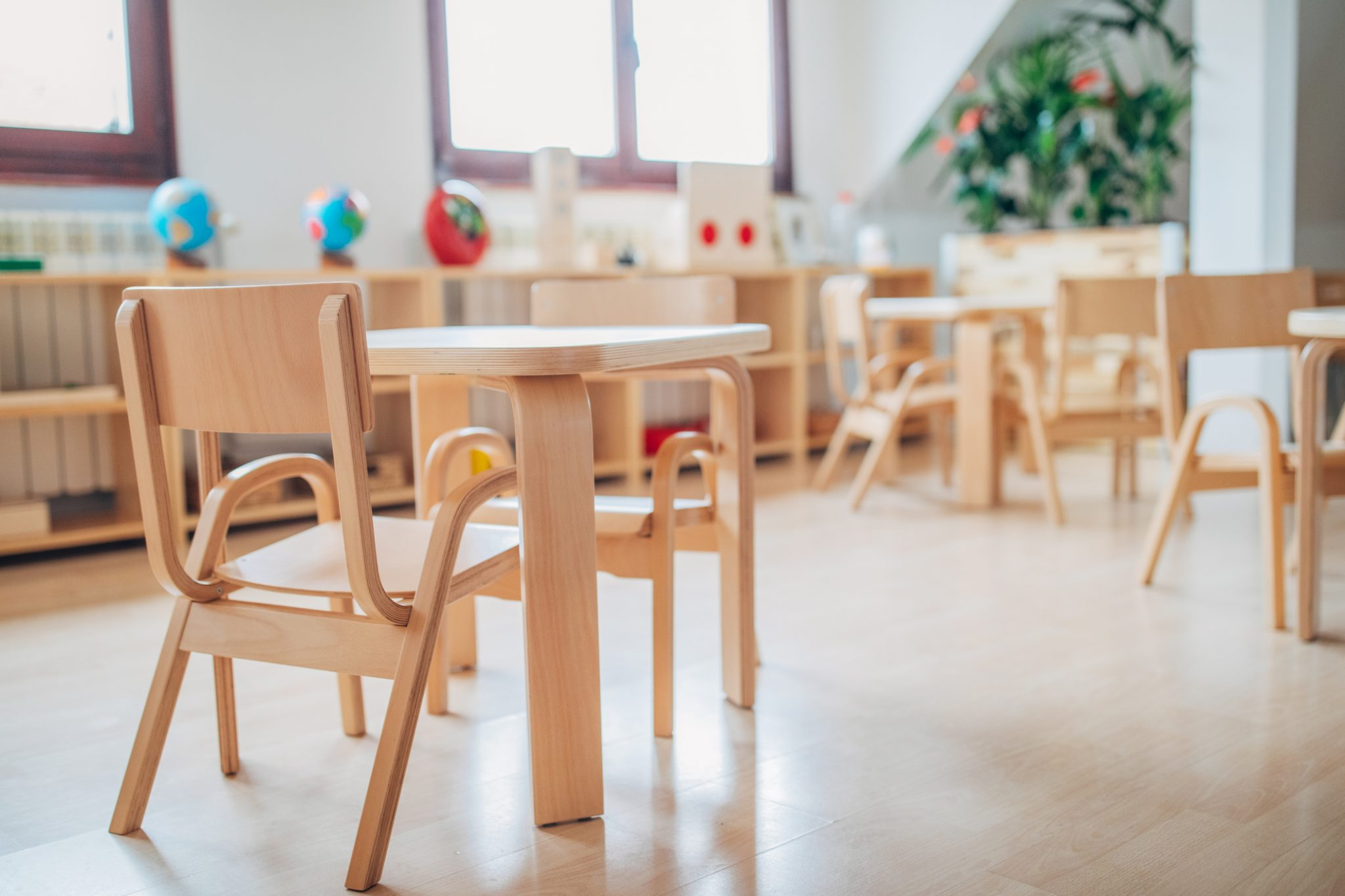 U.S. House passes package to rescue child care industry