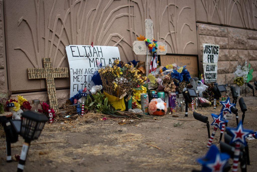 Elijah McClain memorial