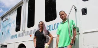 Front Range mobile health unit