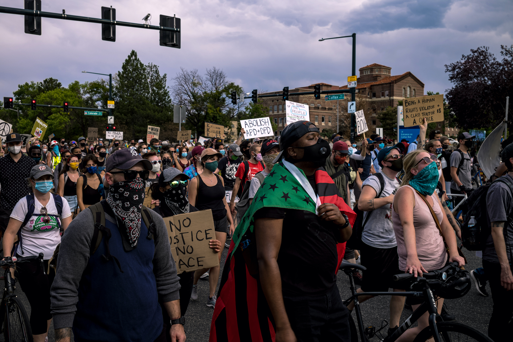 State lawmaker describes BLM protest as anti-government