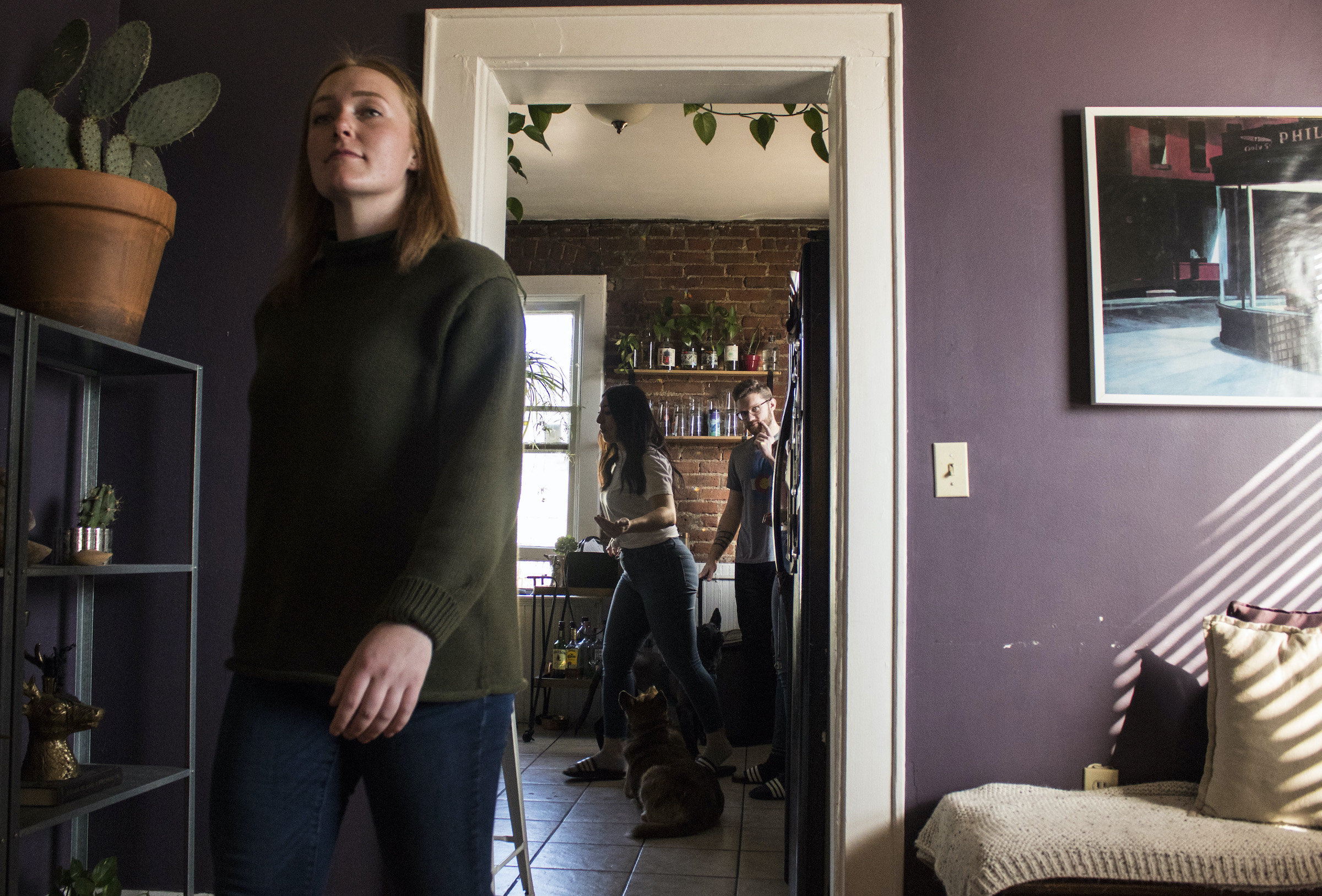 Adult roommates: Millennials 'double-up' to face changing economic and social environments