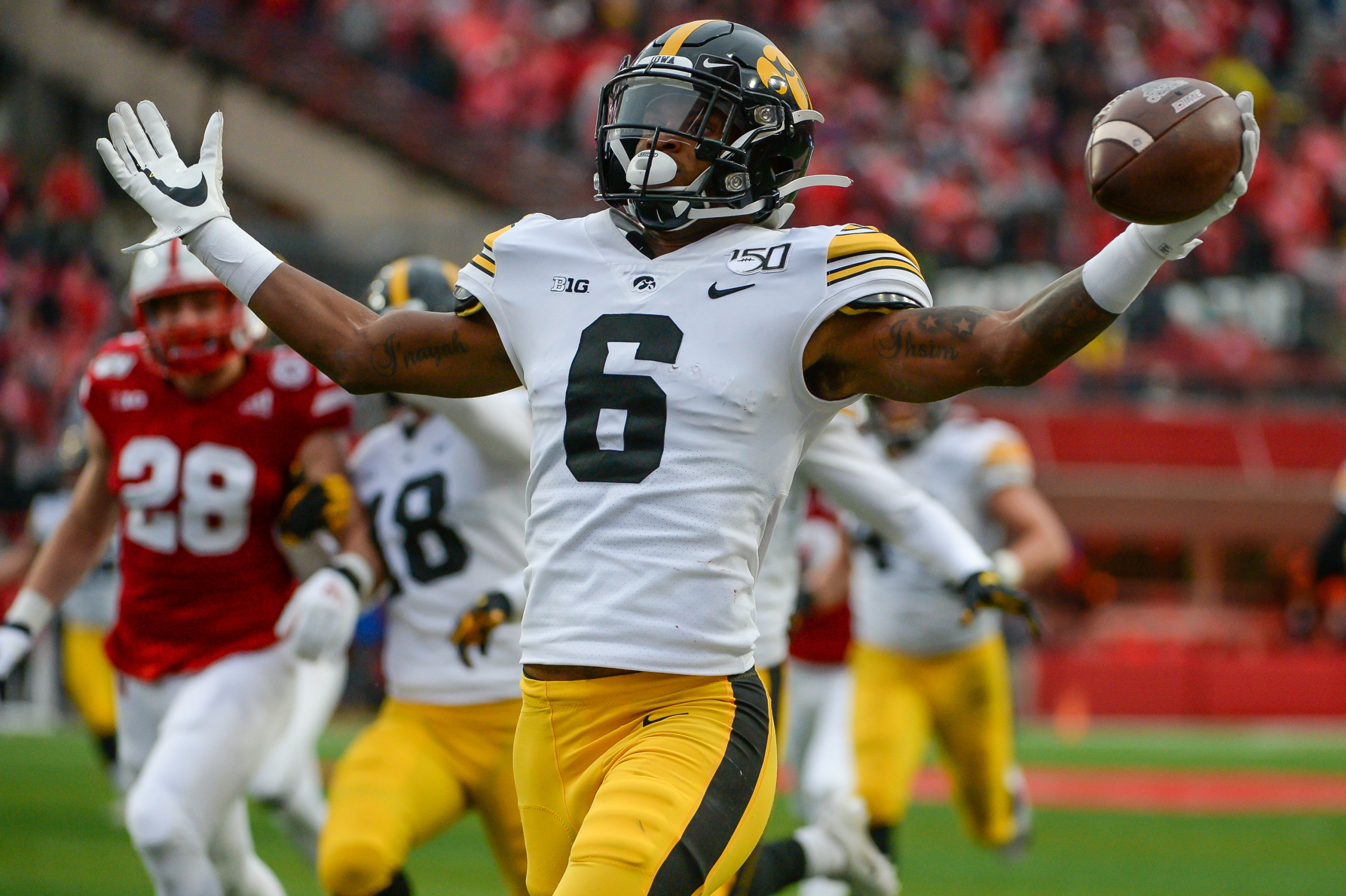 Big Ten football, pandemic and politics collide during congressional testimony