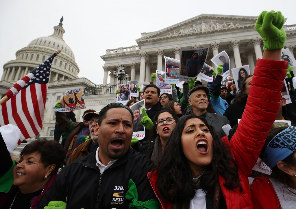New attempt in Congress to help Dreamers runs into familiar obstacles