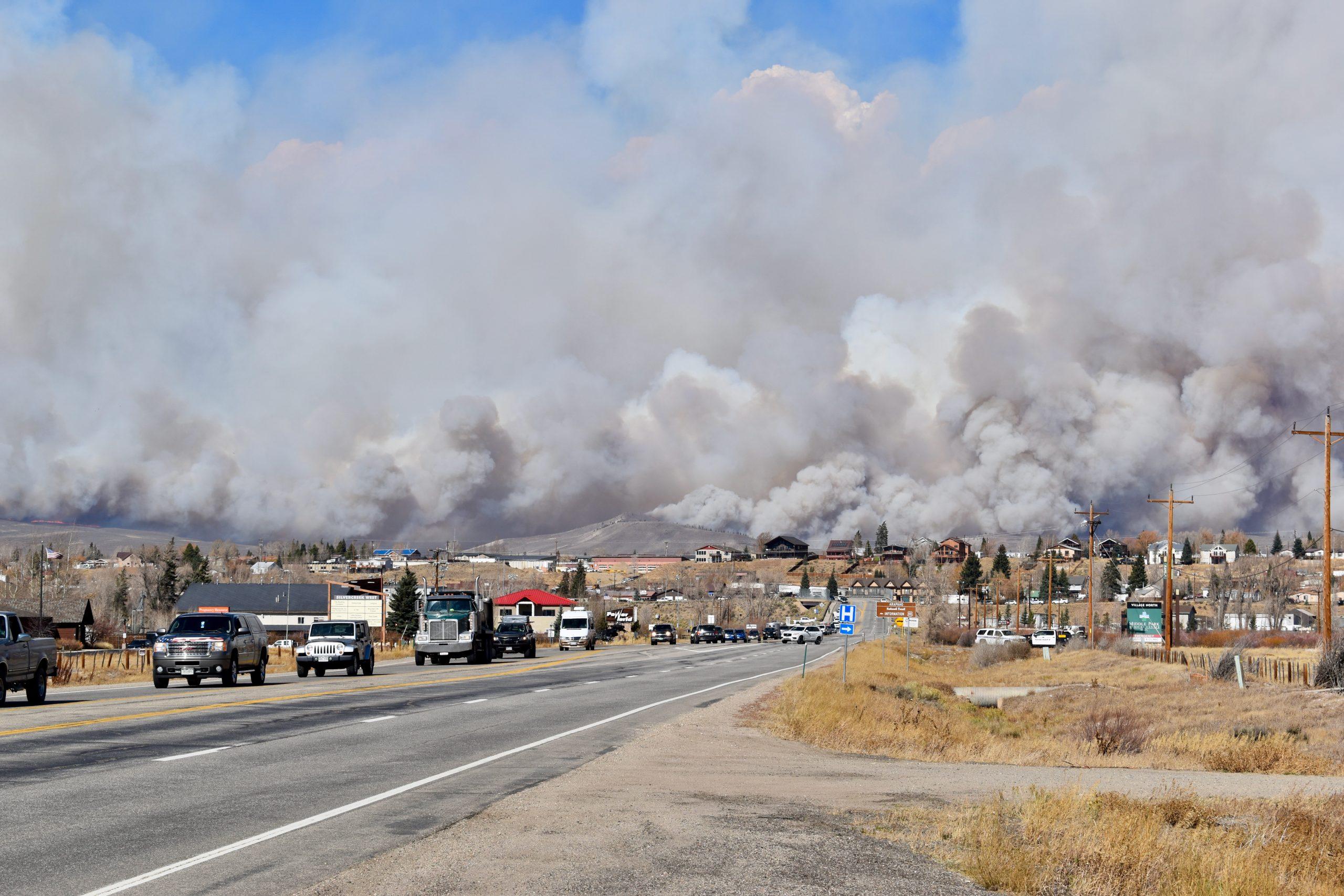 Colorado arrives at the dawn of megafires