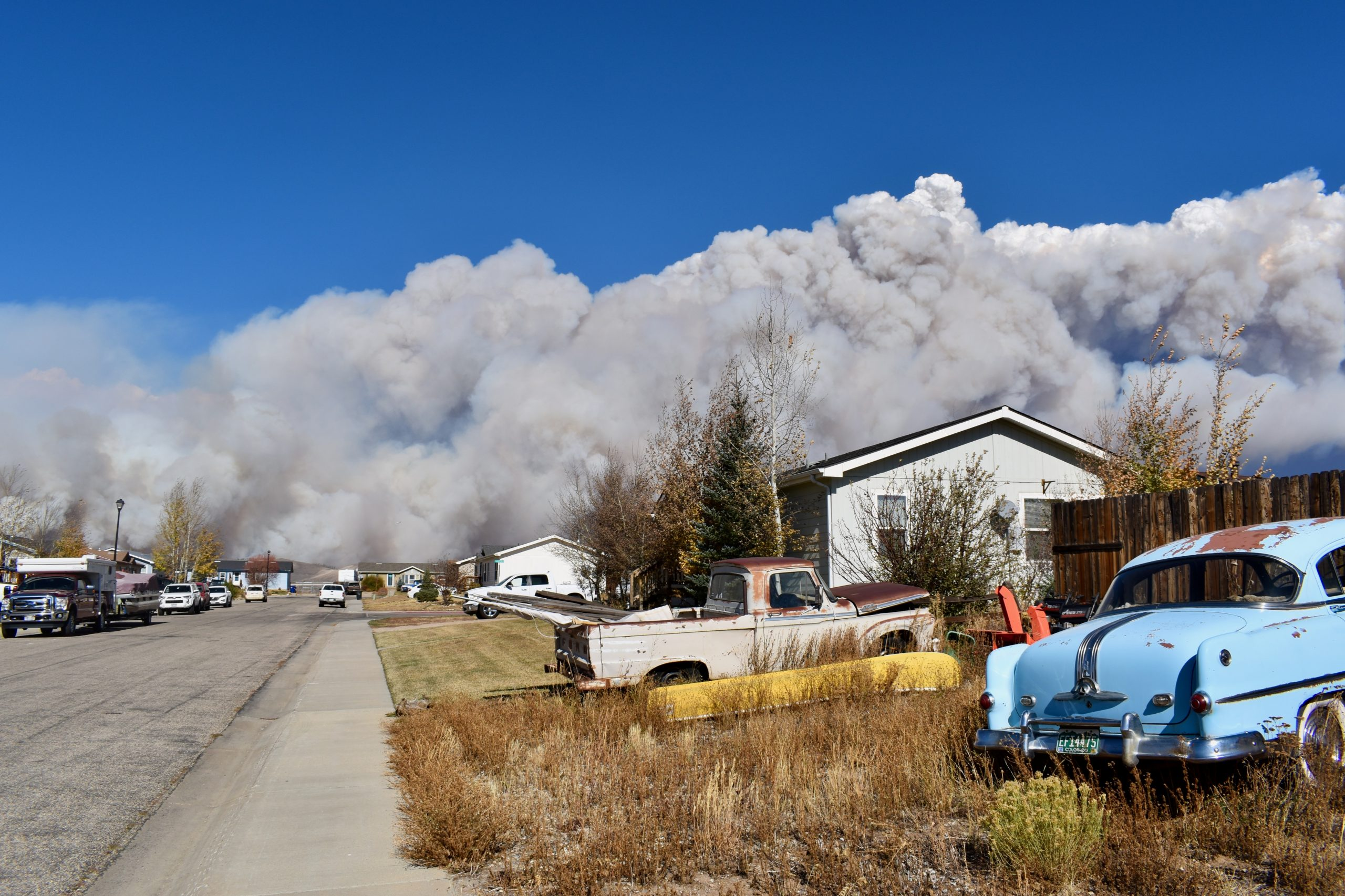 East Troublesome Fire's 'unprecedented' blowup a sign of Colorado's grim climate future