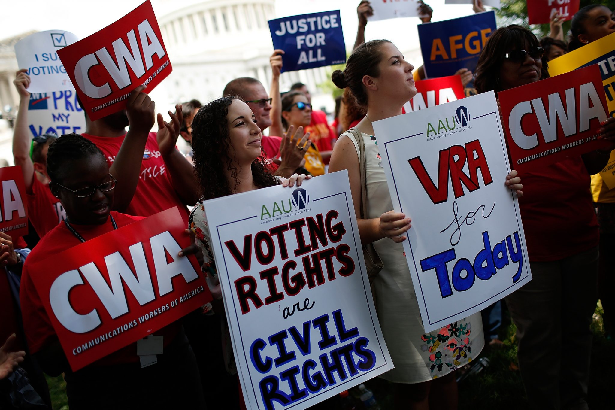Supreme Court ruling on Voting Rights Act opened floodgates for new restrictions