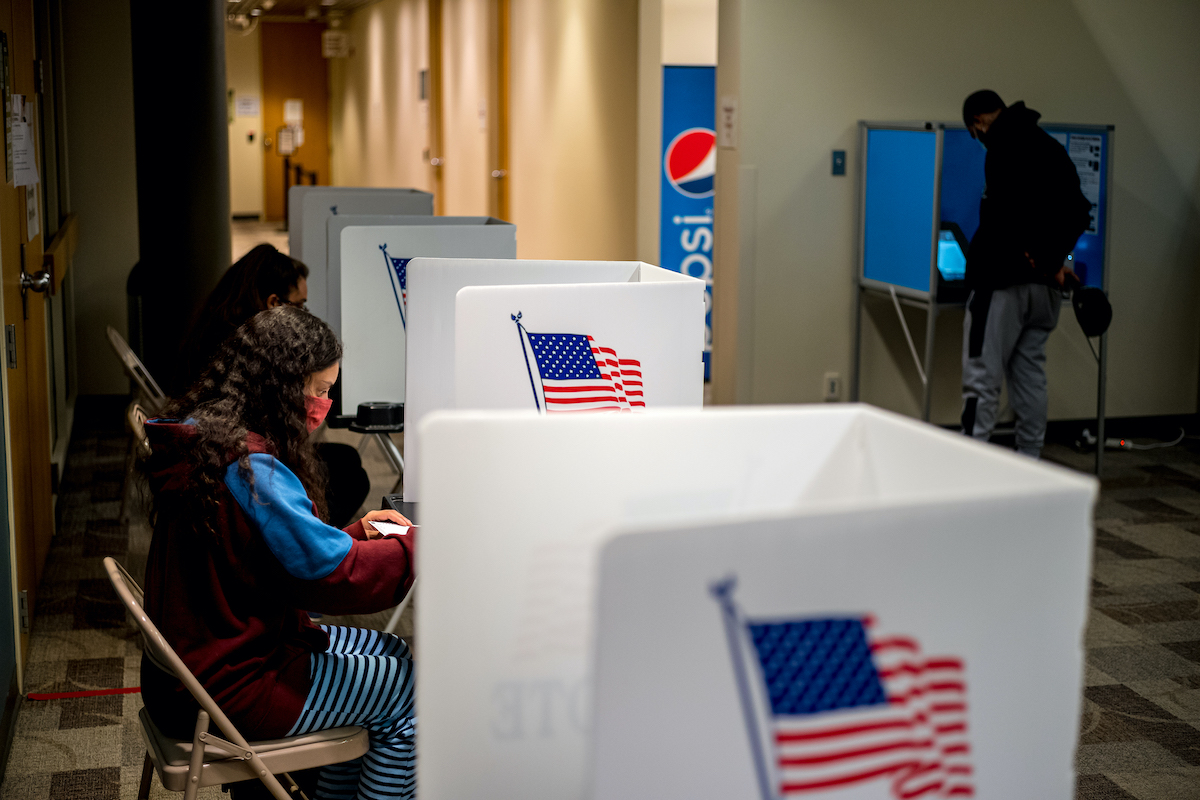 Repeating false claims about fraud, dozens oppose changes to Colorado election-audit rules