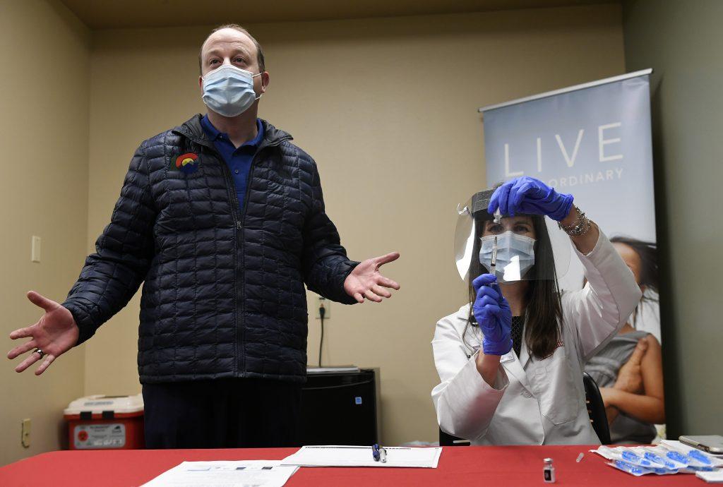 Polis and vaccine