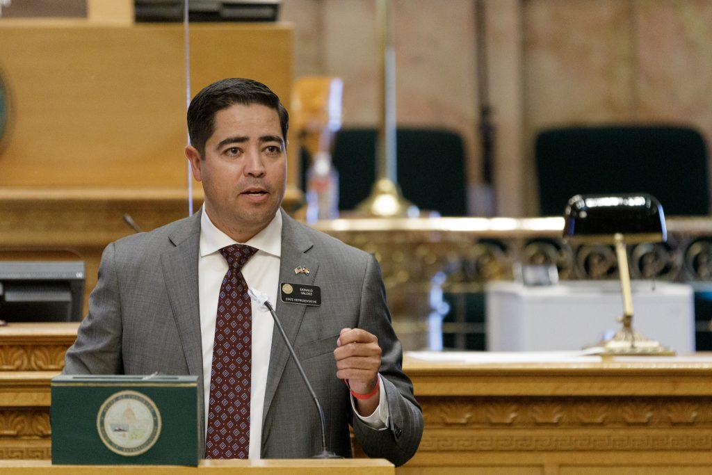 State Rep. Donald Valdez