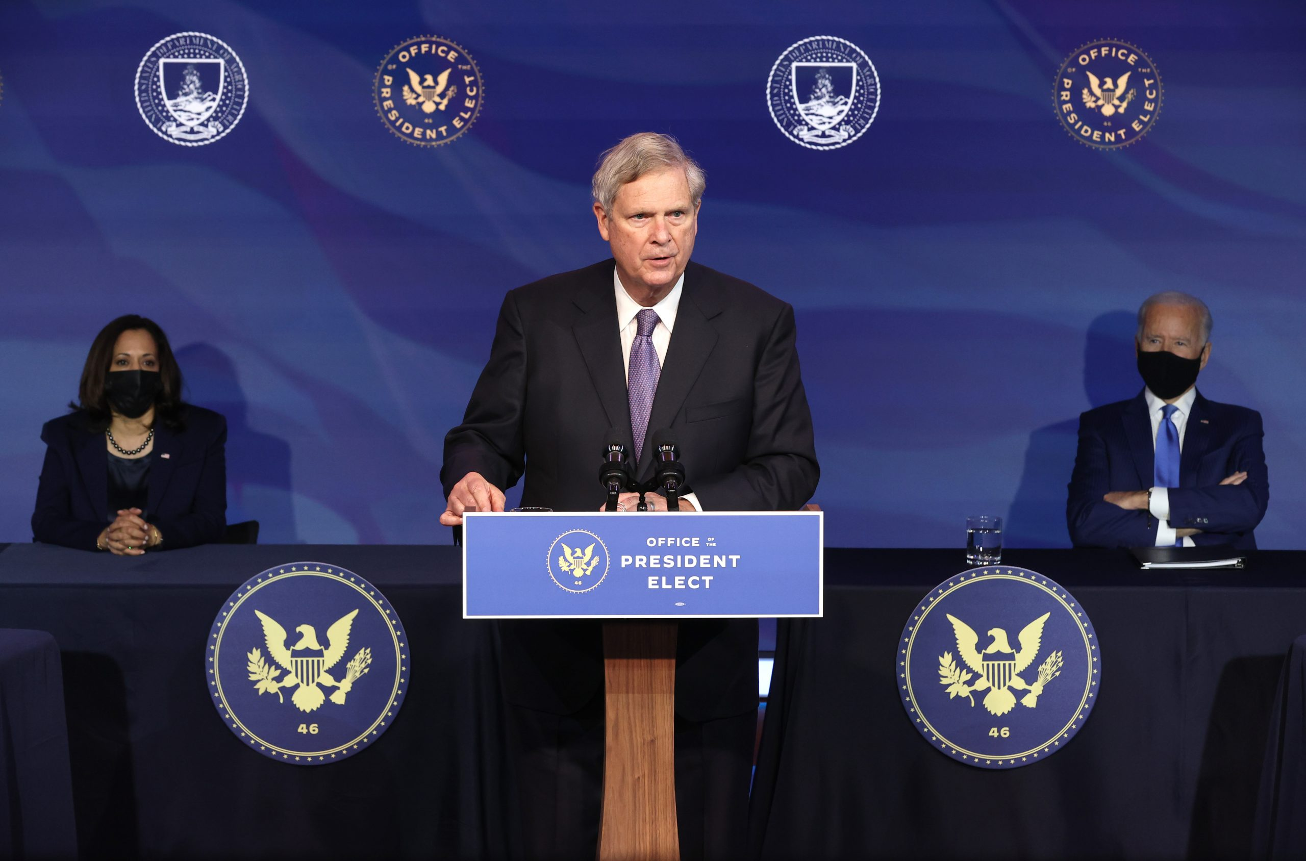 Ag nominee Vilsack battles skepticism from Black farmers ahead of confirmation hearing