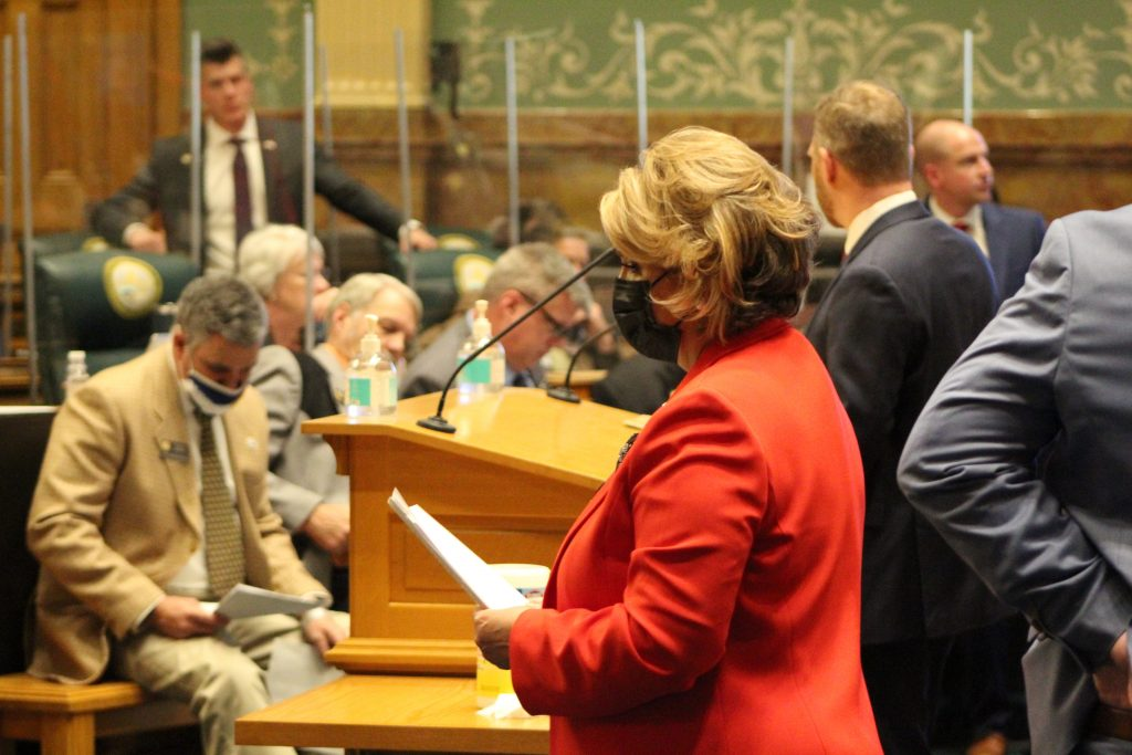 State Rep. Monica Duran