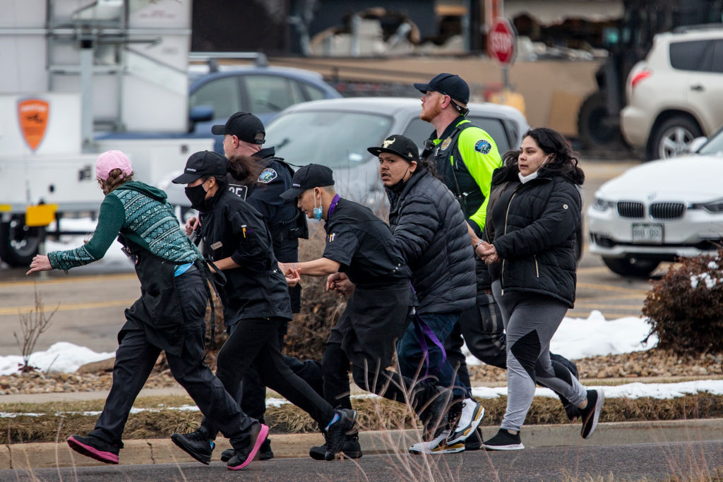 At least 10 killed in mass shooting at Boulder King Soopers; suspect in custody