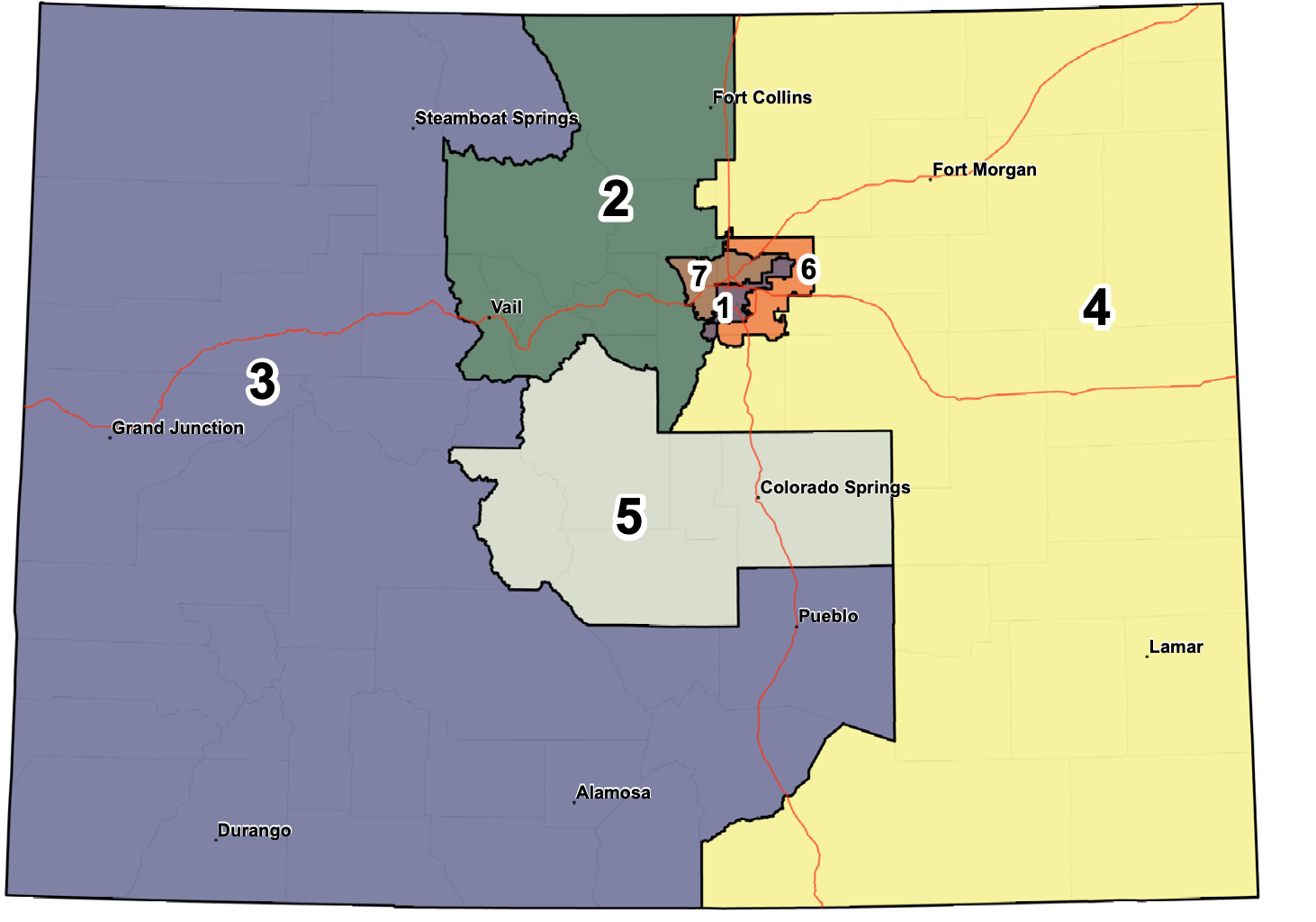 Coloradans could know as soon as Friday whether the state will gain another seat in Congress