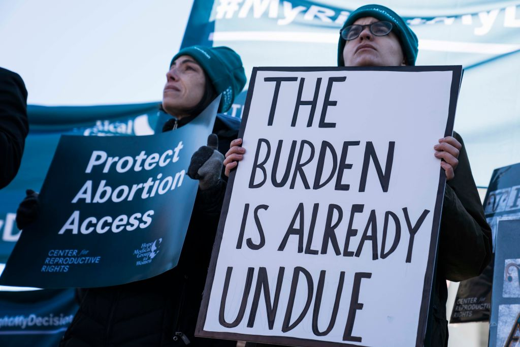Your constitutional right to abortion could end next June