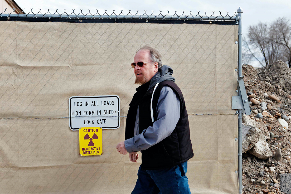 Uranium mill tailings legacy continues