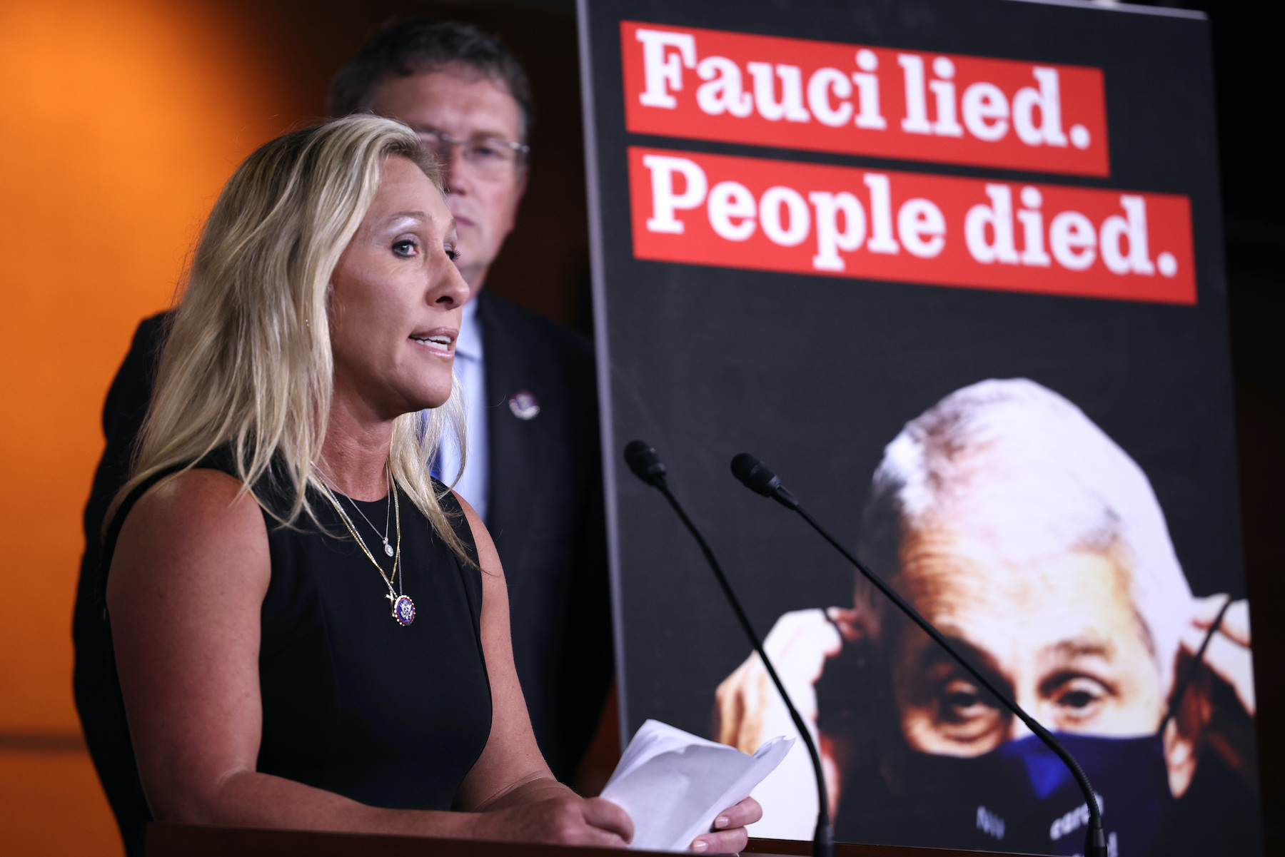 Rep. Marjorie Taylor Greene to headline El Paso County GOP fundraiser
