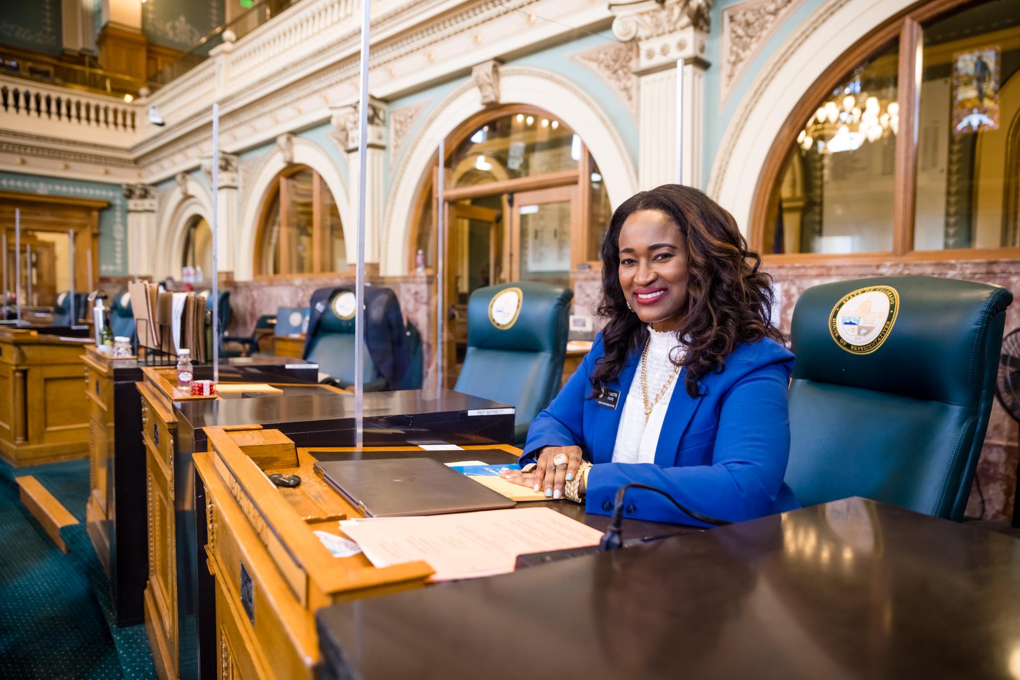 Q&A: Rep. Naquetta Ricks, first African immigrant elected to Colorado Legislature