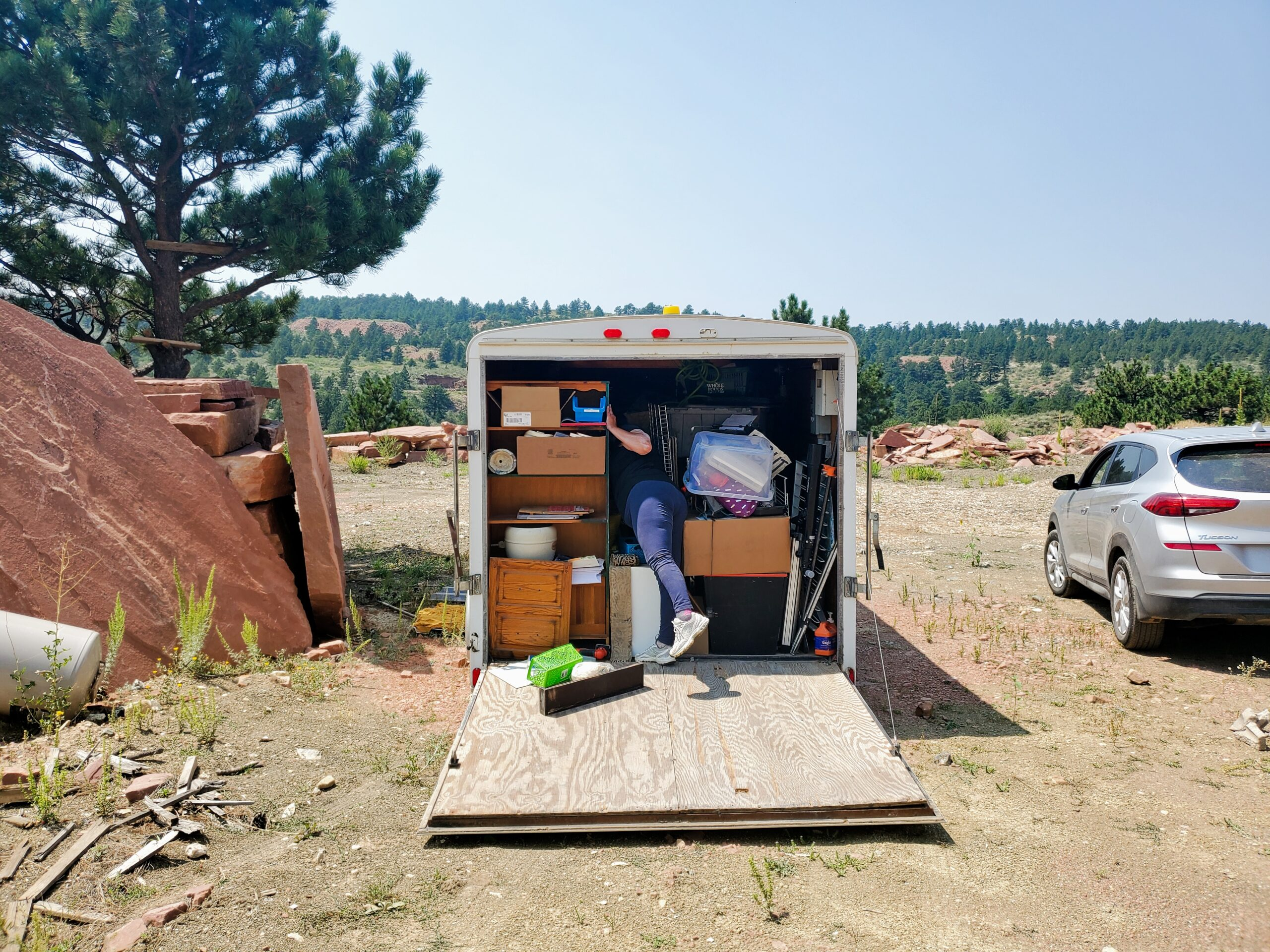 These five Colorado counties account for more than 73% of evictions filed this year