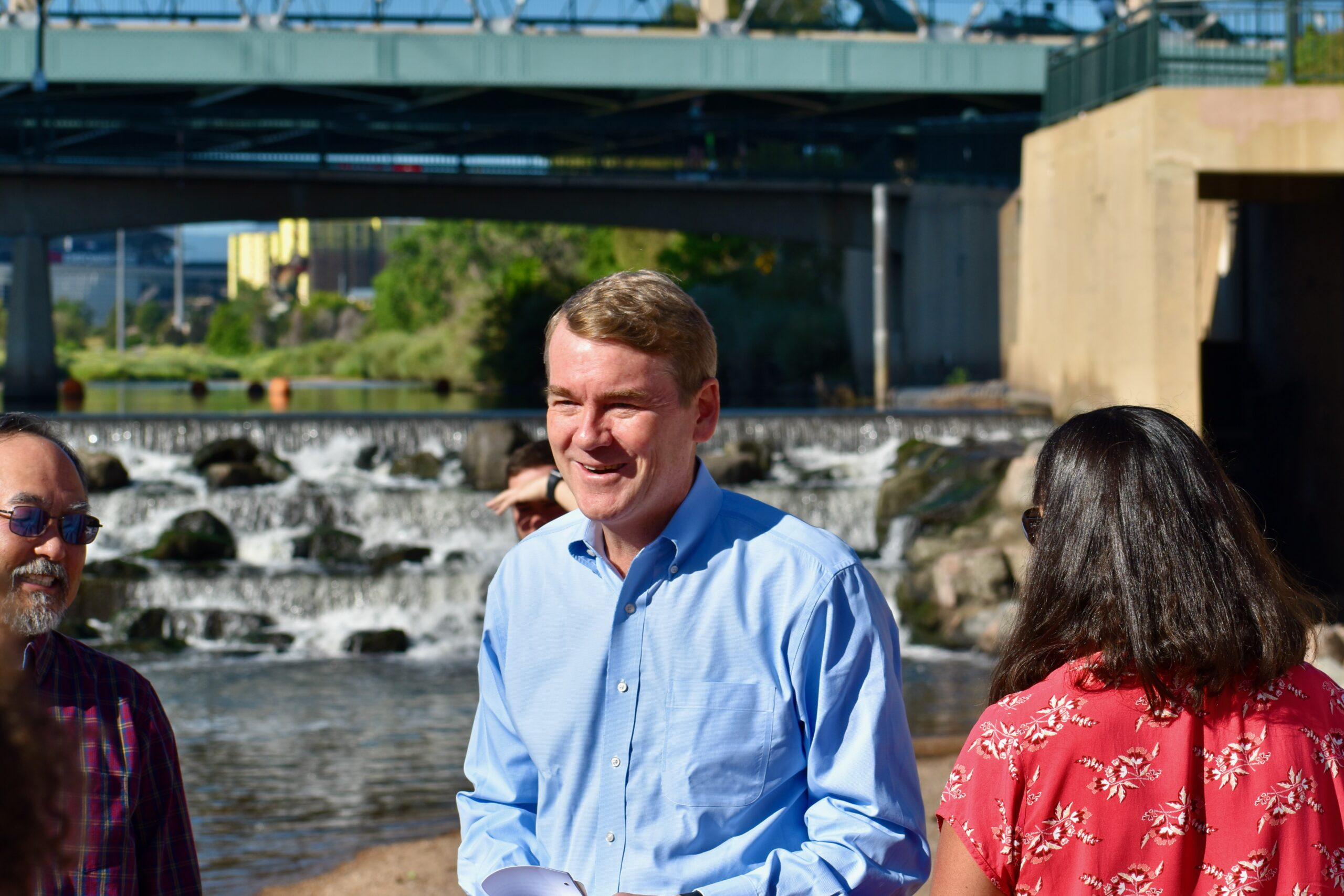 Sen. Bennet's reelection campaign drawing big money, few challengers