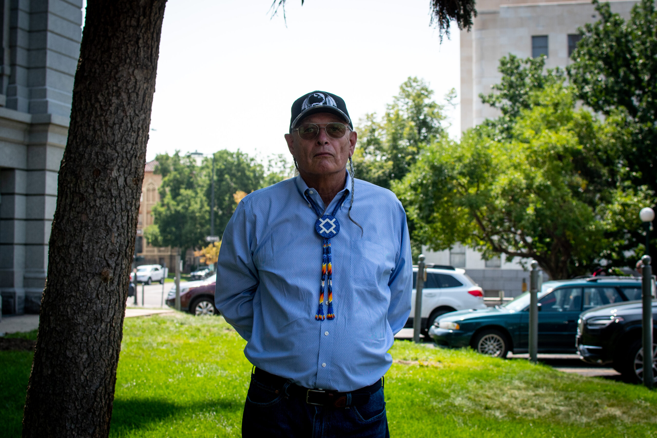 This tribal elder helped remove 157-year-old proclamations used to incite Sand Creek Massacre