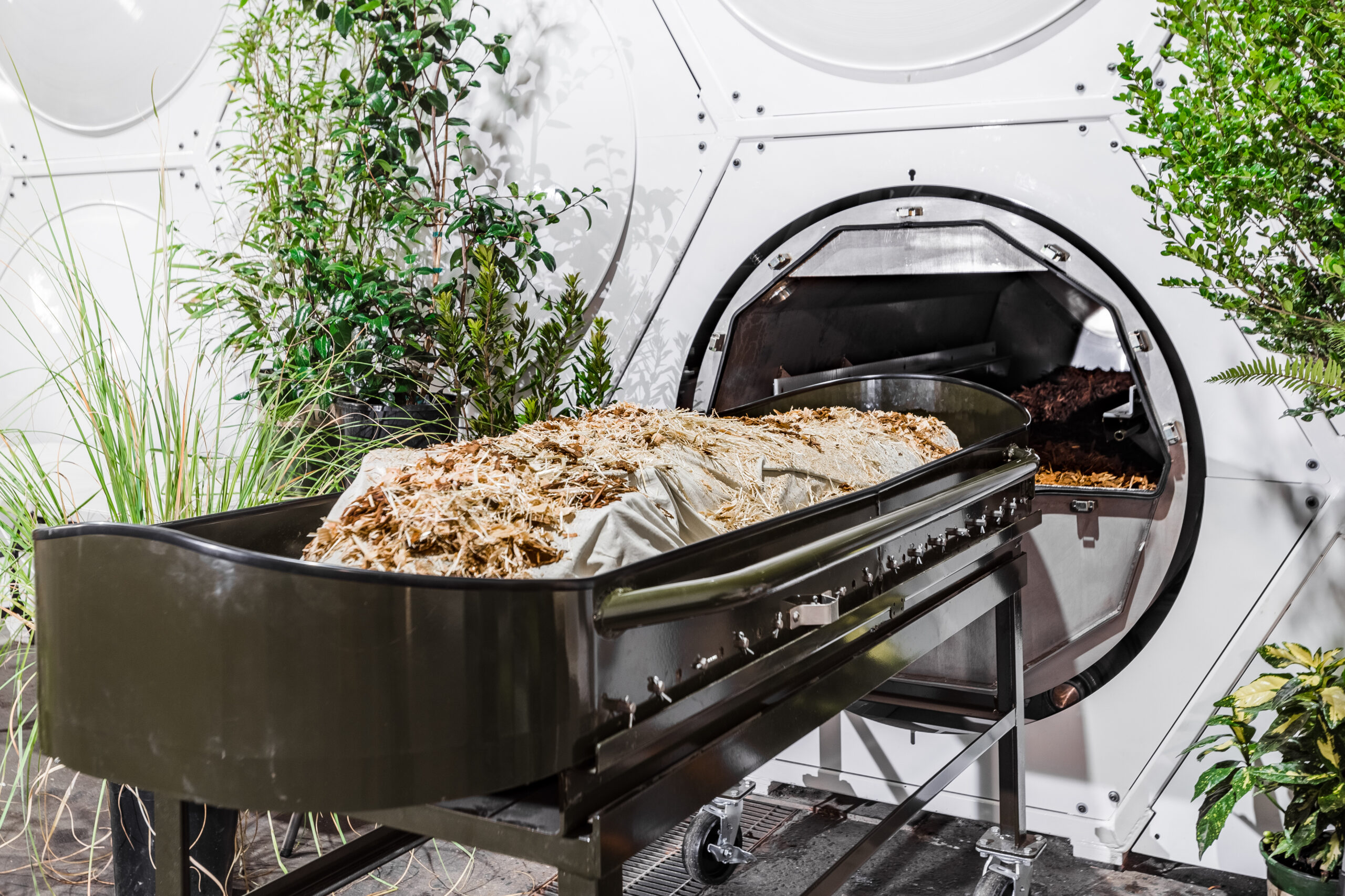 Human composting is coming to Denver